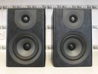 Wharfedale Diamond IV Loudspeakers (including high quality speaker cable).