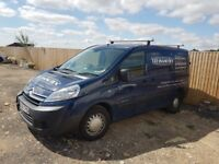 Citroen dispatch 1.6 turbo diesel 2008/58 3 seater moted