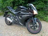 YAMAHA YZF R125 / 125cc Sport Bike