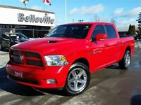 2011 Ram 1500 Sport-Navigation-Remote Start-Buckets
