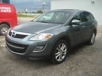 2011 Mazda CX-9 GT, AWD, 7 Passenger, Heated Leather, P.Sunroof