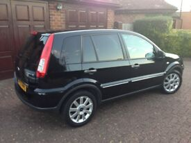 FORD FUSION 1.6 AUTO TITANIUM,21K,ONE PREVIOUS OWNER,FSH,STILL SMELLS NEW,IMMACULATE!