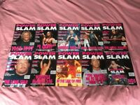 WWE WWF Power Slam Powerslam Magazines