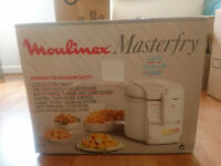 Brand new/never used Moulinex Masterfry – 2.5 Litre – 2000 Watts–A04