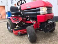16HP WESTWOOD/COUNTAX T1600H RIDE ON TRACTOR MOWER,LAWN GARDEN TRACTOR,SIT ON