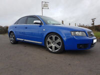 S4 AUDI 6 SPEED MANUAL V8 QUATTRO **MAY CONSIDER PX SWAP**