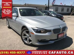 2014 BMW 320I xDrive | LEATHER | NAV | ROOF