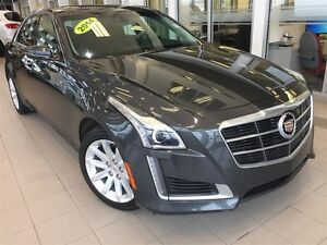 2014 Cadillac CTS 4 Luxury AWD|Nav|H Leath|Rmt Strt|Prk Asst|RV