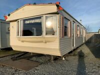 FREE SITE FEES TILL 2022!! 2 Bedroom Starter Holiday Home Static Caravan - East Yorkshire Coast