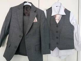 Boys formal suit age 4