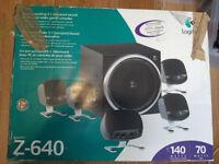 Logitech Z-640 Speaker System