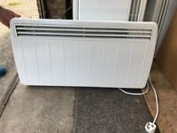 5 Dimplex wall mounted convector electric heaters