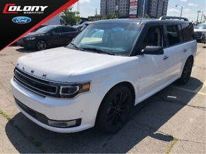 2018 Ford Flex LIMITED | FORD DEMO | Leather | Navi | Sunroof