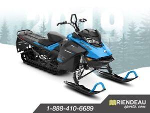 2019 Ski-Doo Summit SP 154 850 E-TEC Demarreur electrique