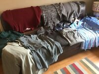 MEN'S FANTASTIC BUNDLE 12 ITEMS IN GOOD/NEW CONDITION.VALUE OVER £250. DON'T MISS THIS!!!!!!