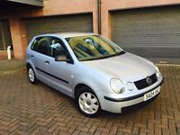VOLKSWAGEN POLO 1.2 TWIST 2004 REGISTERED ***ONLY 36000 MILES***