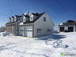 342 000$ - Maison 2 étages à vendre à St-Michel-de-Bellechass