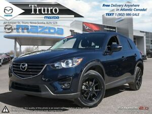 2016 Mazda CX-5 ONLY 34K! AWD! SUNROOF! BLACK RIMS! REVERSE CAM!