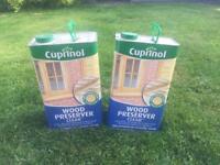 Cuprinol wood preserver clear x2. 5l