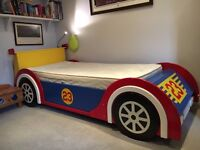 Child's 'CAR' Bed