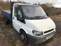 Ford Transit Tipper Low Miles! 2005 Model