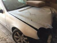 Mercedes c180 kompressor all parts for sale