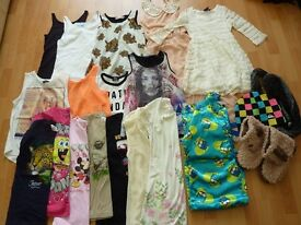 Girls clothes age 10-11