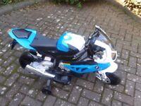 Official BMW 12v Motorbike.