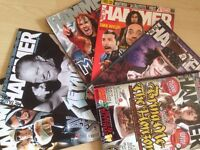 Metal Hammer magazine collection
