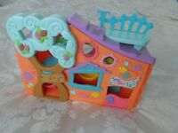 LPS Littlest Pet Shop Clubhouse Great used condition
