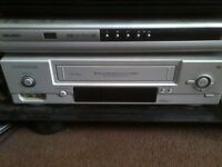 Bush DVD Player & Daewoo Video Player
