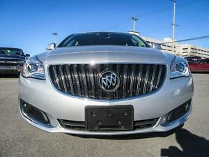 2017 Buick Regal  Sport Touring Turbo. Heated leather