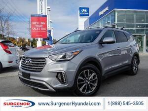2017 Hyundai Santa Fe XL LUXURY **CPO PROGRAM** FINANCE AS LOW A
