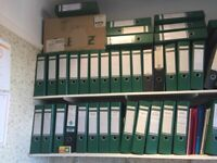 Brand New Leitz Lever Arch Files Loads of them