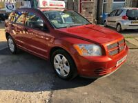 "DODGE CALIBER"""" 56 PLATE""""F/S/H5 SPEED MANUAL 3 OWNERS MOT SEP 2019!!!"