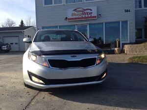 2011 Kia Optima GDI Well equipped!