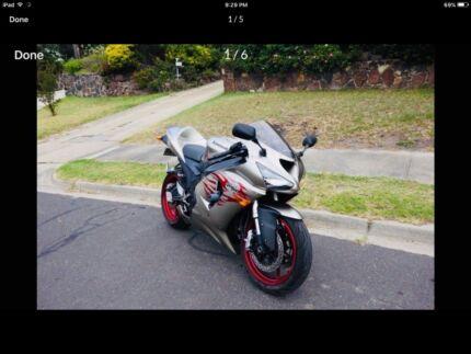 Kawasaki Zx6 special edition ninja low kms Grantville Bass Coast Preview