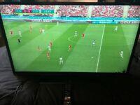 JVC 40 inch smart tv