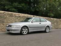 Saab 9-3 Aero HOT turbo coupe For Sale (2002)
