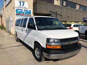 2016 Chevrolet Express 3500 LT Extended 15 Passenger Van Gas