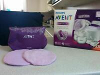 Electronic Philips Avent Double Breast Pump