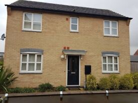 3 Bedroom detached house to let in CV3 1PG-New Build