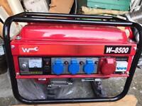 Generator 230V + 400V 3 KVA
