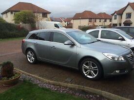 2010 Vauxhall lnsignia 2.0 CDTI (160)Sri 5 door