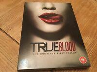 True blood series 1 & 2 DVD