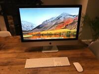 """27"""" iMac, 2.8Ghz, i5, 12GB RAM (mid 2010)"""