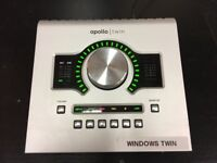 UAD Apollo Twin Duo USB (Windows Only)