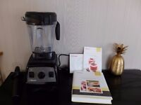 Vitamix Pro series 300 (barely used and the most recent model, £350 vs RRP £500)