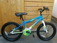 "Boys Apollo mountain bike 18"" wheels"