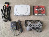 Sony PlayStation PSOne Games Console